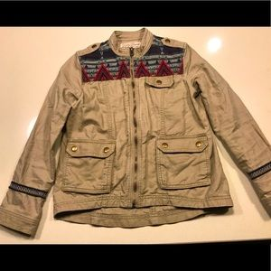 Lucky Jeans boho jacket